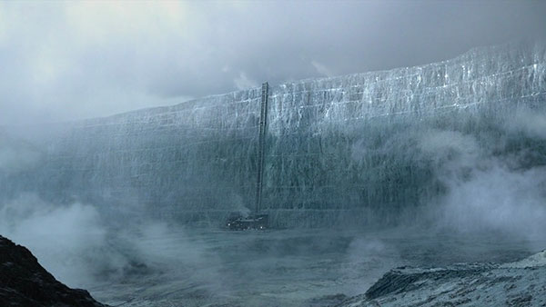 Game of Thrones : le mur